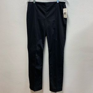NWT Lauren Ralph Lauren black pants